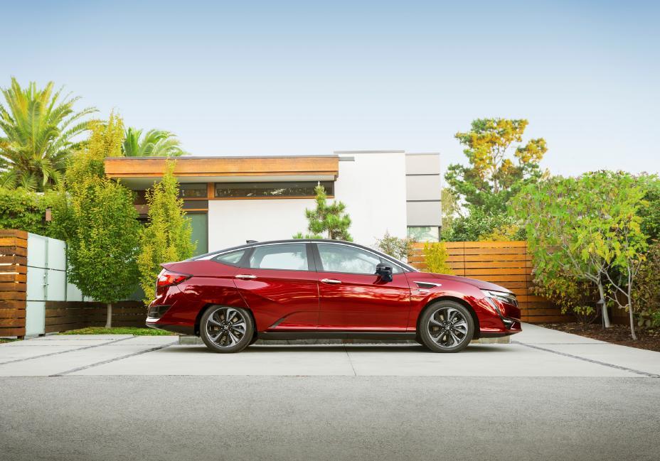 El Honda Clarity del 2020 comienza a llegar a los concesionarios | Cars en Español